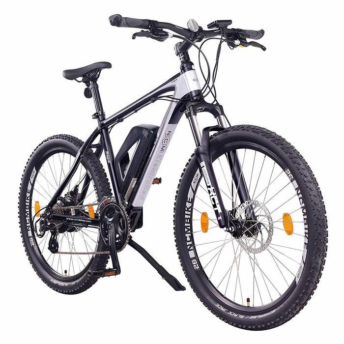 [USED EBIKE] NCM Prague Electric Mountain Bike, E-Bike, E-MTB, 250W, 36V 13Ah 468Wh Battery