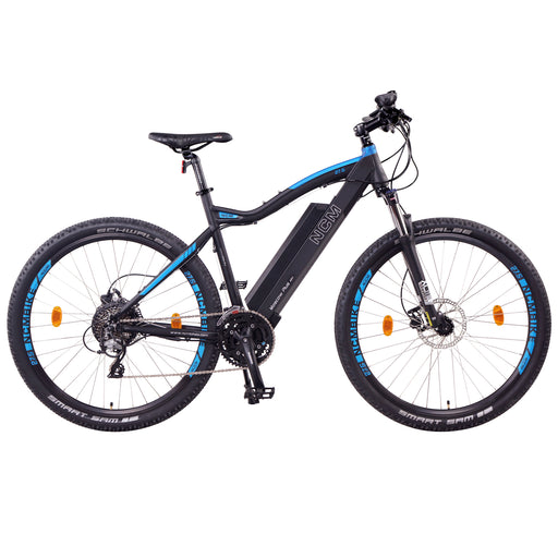 NCM Moscow Plus Electric Mountain Bike,E-Bike, 250W, E-MTB, 48V 16Ah 768Wh Battery.