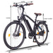 NCM Venice Plus Trekking E-Bike, City-Bike, 250W, 16Ah 768Wh Battery.