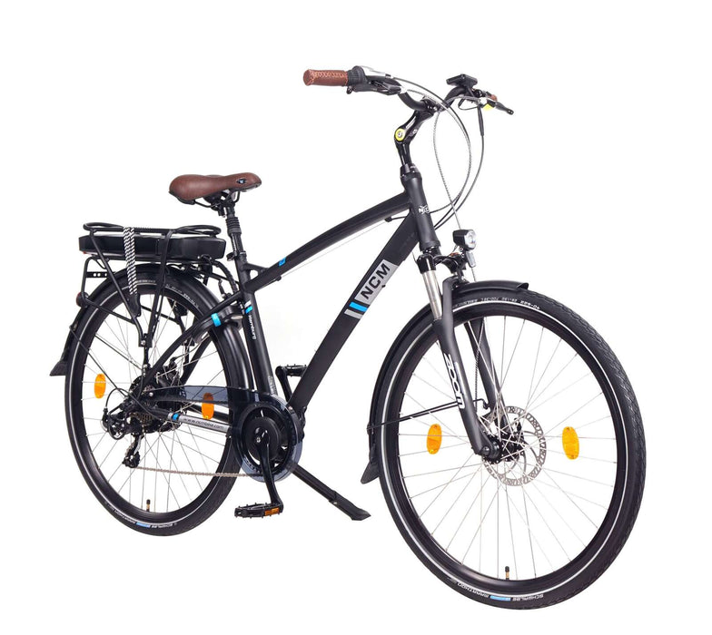 NCM Hamburg Trekking E-Bike, City-Bike, 250W, 36V 13Ah 468Wh Battery 28.