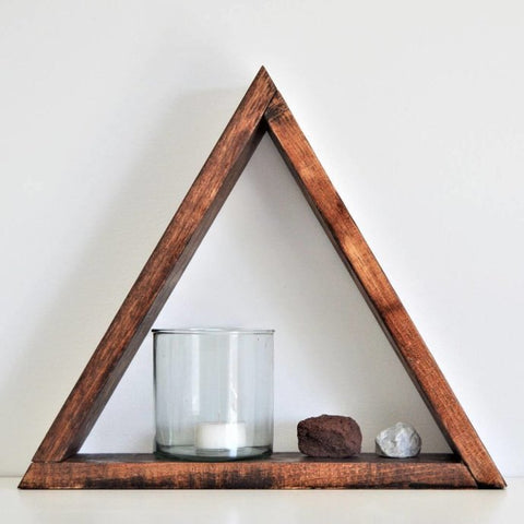 The Pyramid Shelf