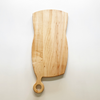 The Charcuterie Board | Three Shapes | Maple | Two Sizes