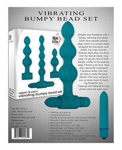 Load image into Gallery viewer, Vibrating Anal Bumpy Bead Set