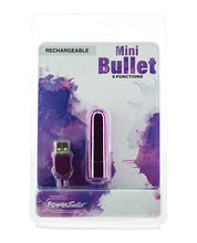 Load image into Gallery viewer, Mini Bullet Rechargeable Bullet - 9 Functions