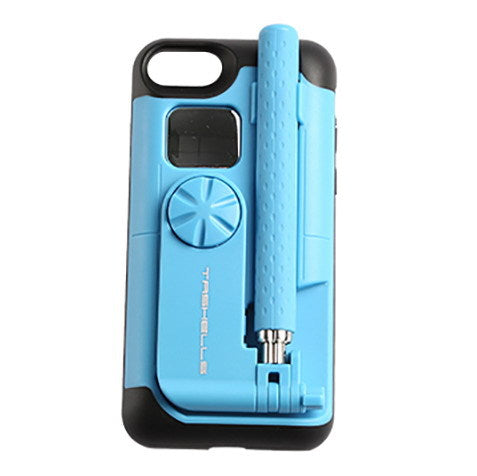Multifunctional Protective Cover With Selfie Stick - Shopenzer