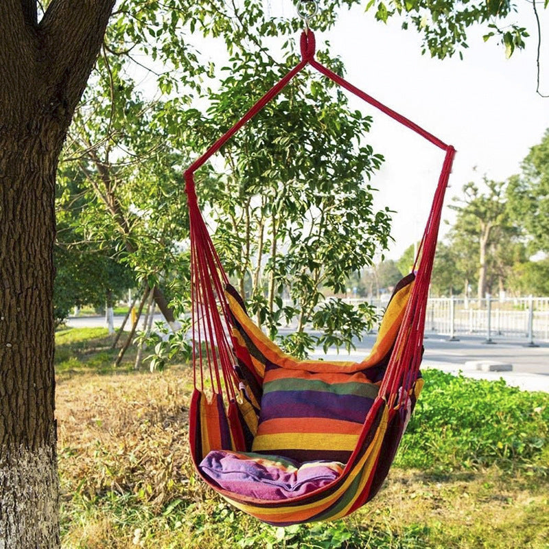 Outdoor  Garden Hanging Hammock