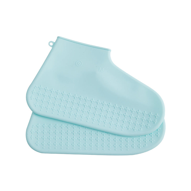 Silicone waterproof shoe cover - Shopenzer