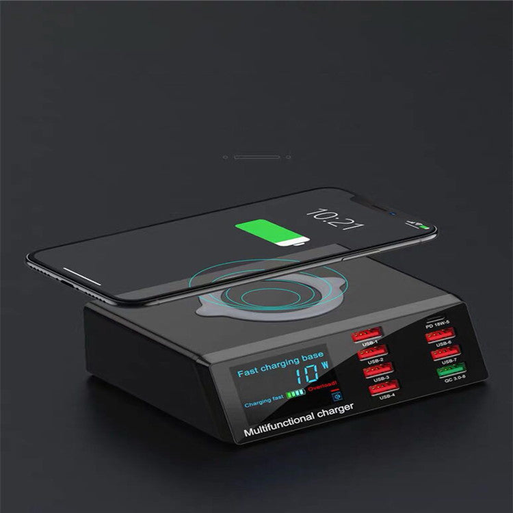 Multi-interface wireless charger - Shopenzer