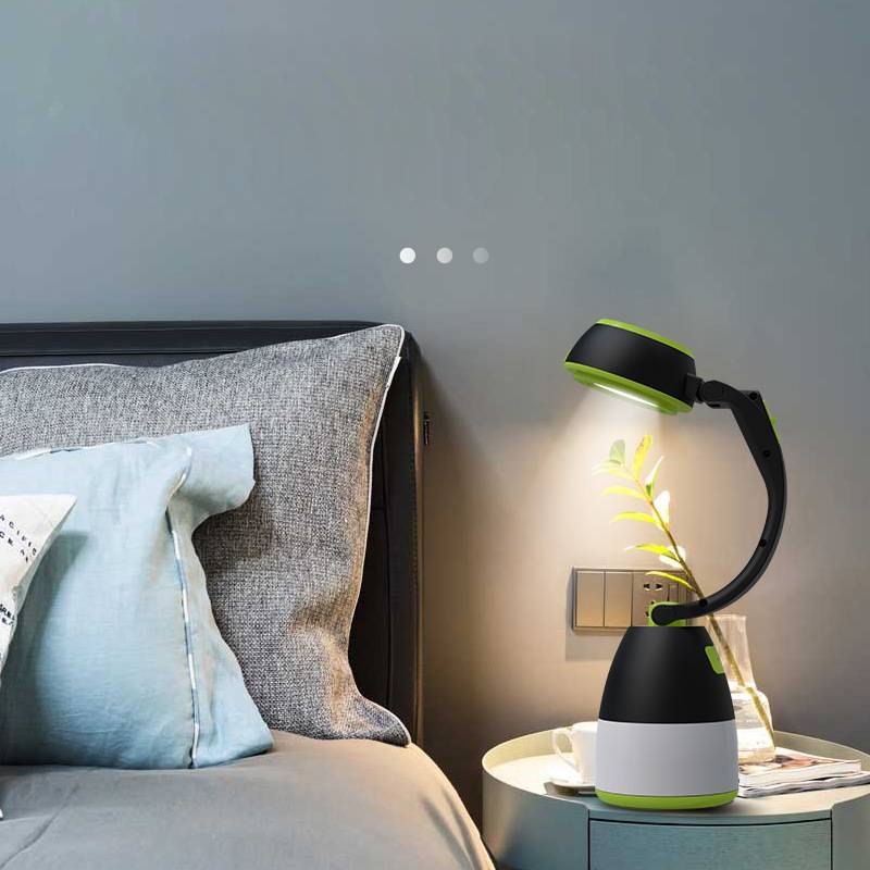 3 in 1 Table Lamp With Power Bank