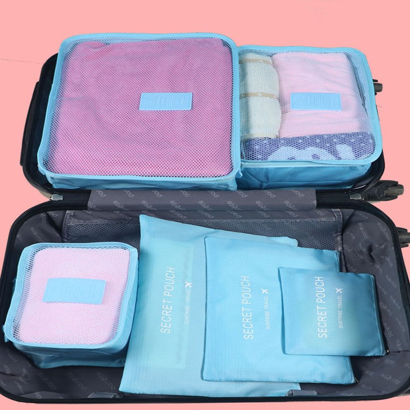 Portable Travel Luggage Packing Cubes - Shopenzer