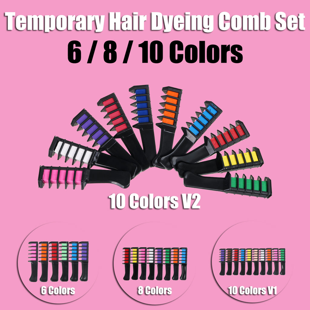 Disposable Hair Dye Comb - Shopenzer