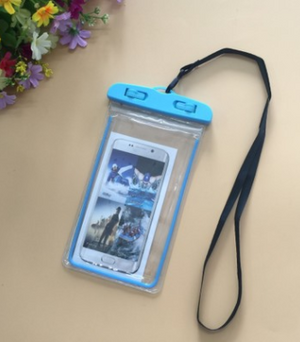 Transparent Mobile Phone Waterproof Bag - Shopenzer
