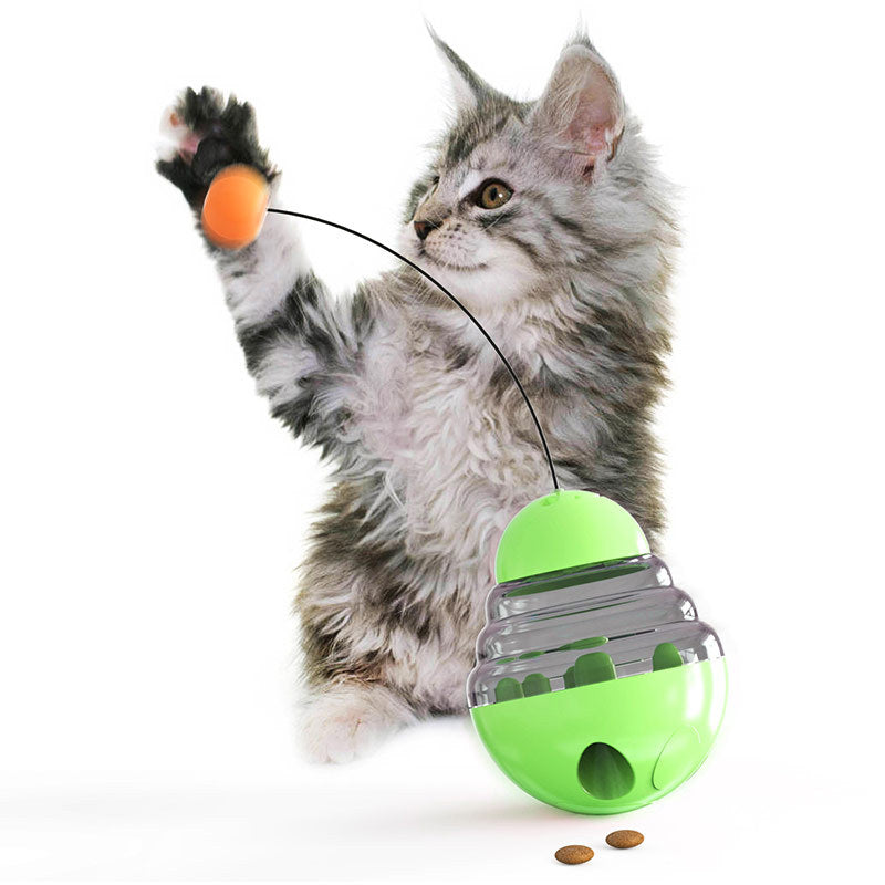 Pet Food Dispenser Ball - Shopenzer
