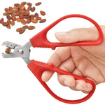 Stainless Steel Nut Shell Opener - Shopenzer