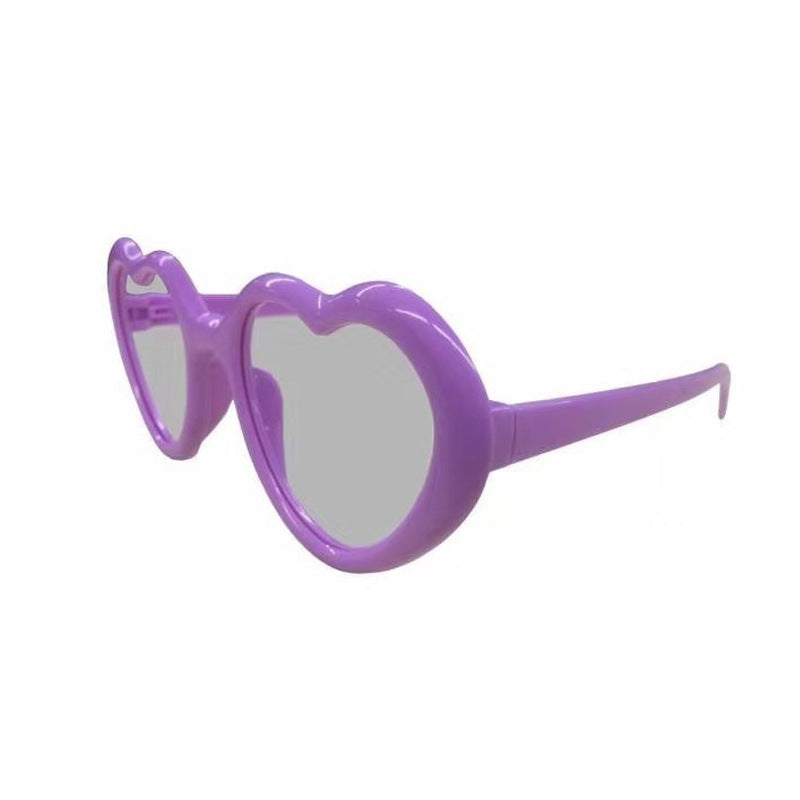 Heart Effect Diffraction Glasses - Shopenzer