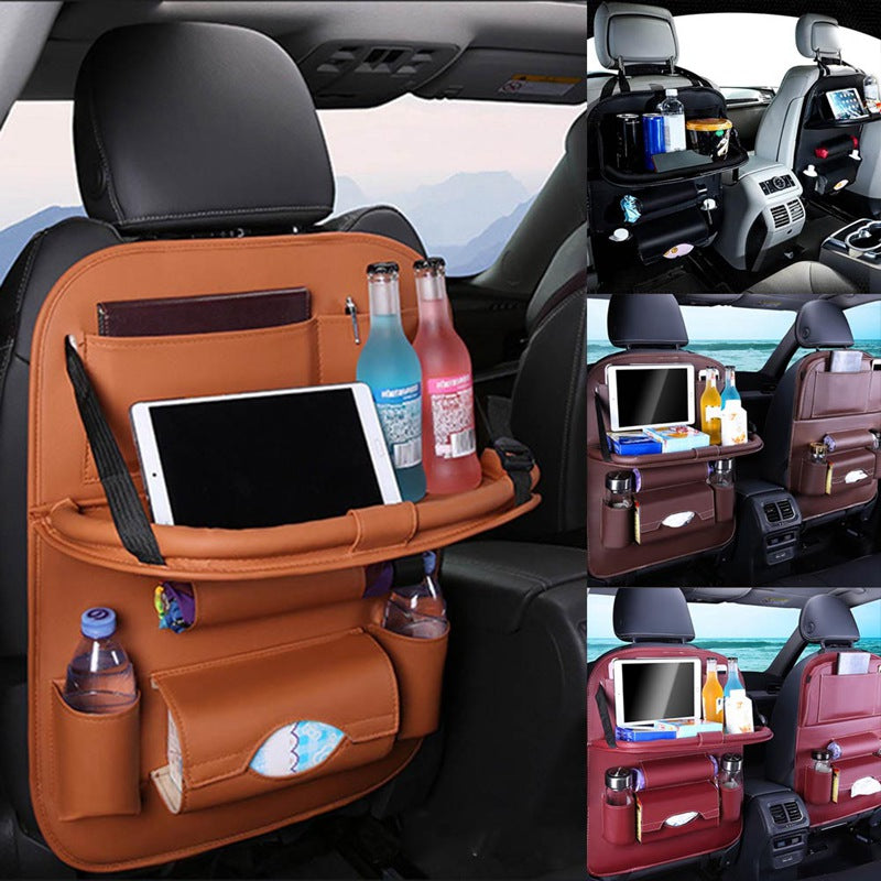 Multifunctional Car Seat Bag Organizer