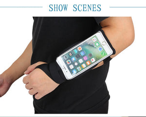 Waterproof Sports Phone Case Armband - Shopenzer