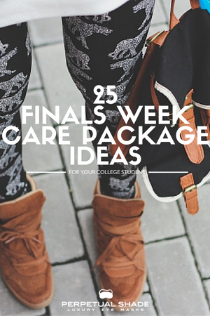 25 Finals Week Care Package Ideas For Your College Student