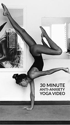 30 Minute Anti-Anxiety Yoga Video