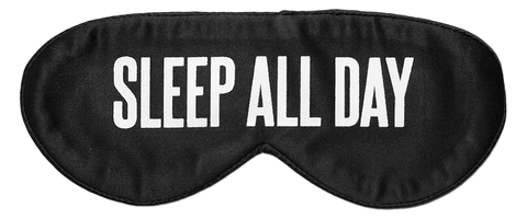 Sleep All Day Perpetual Shade Sleep Mask
