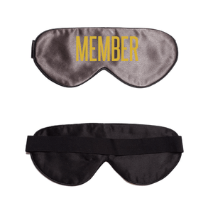 Custom Silk Sleep Mask! Click to customize your own mask!