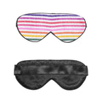 Rainbow Silk Sleep Mask