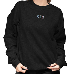 CEO Holographic Sweatshirt