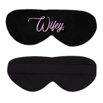 Wifey Cotton Lux Sleep Mask