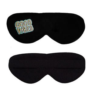 Good Vibes LIMITED EDITION Cotton Lux Sleep Mask