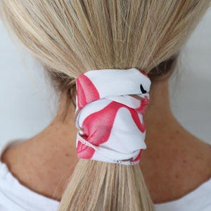 Flamingo Wire Headwrap