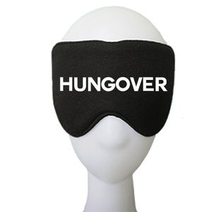Hungover Cotton Lux Sleep Mask