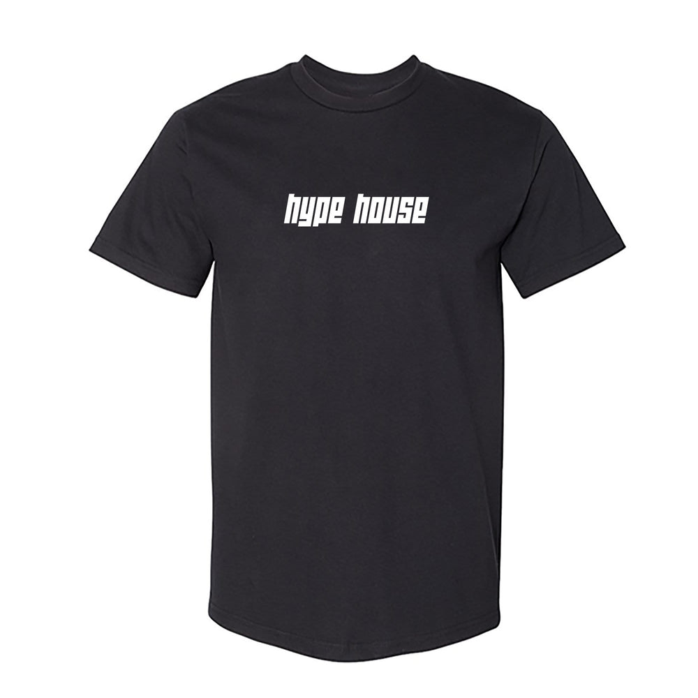 HYPE HOUSE TSHIRT BLACK