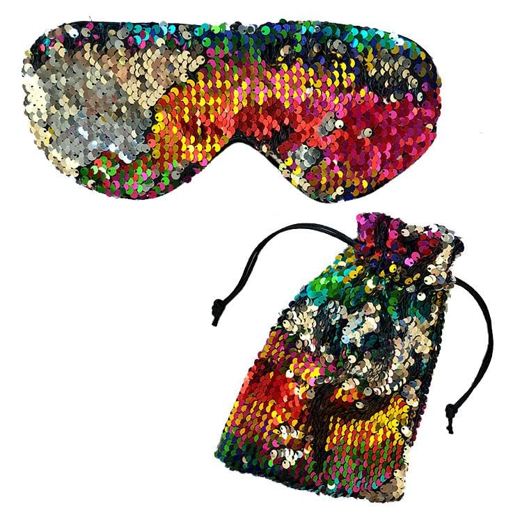 Magic Sequin Silk Sleep Mask-Limited Edition
