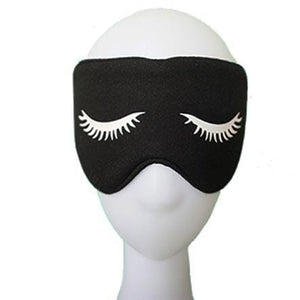 Love My Lashes Cotton Lux Sleep Mask