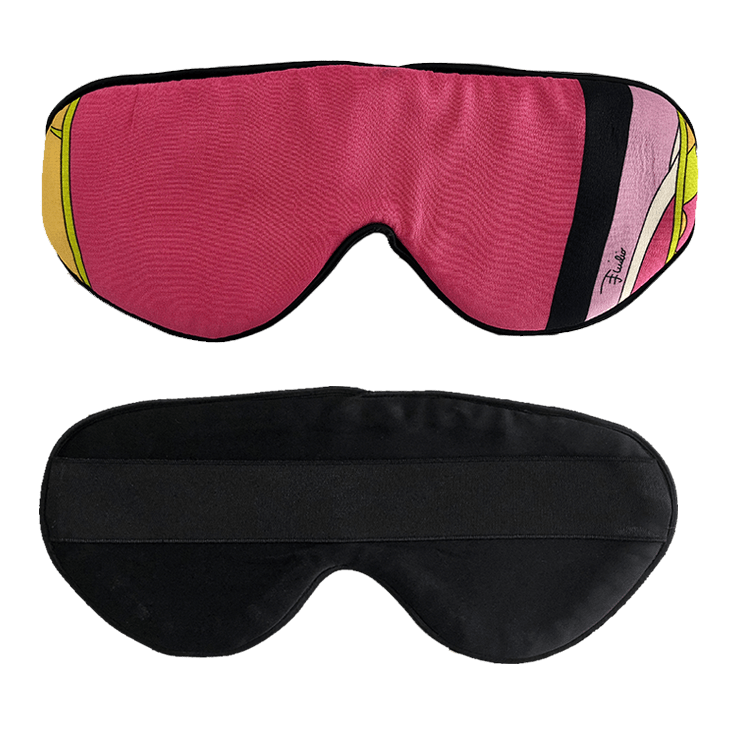 Vintage Pucci Sleep Mask with Emilio Pucci logo