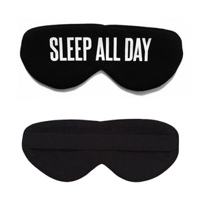 Sleep All Day Cotton Lux Sleep Mask