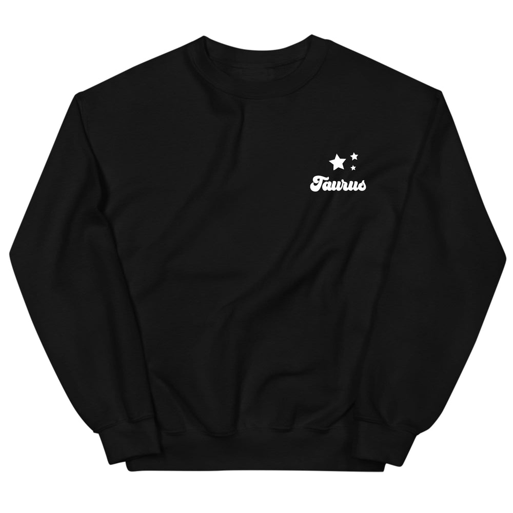 Taurus Star Sweatshirt