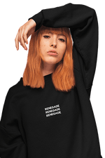 RENEGADE SWEATSHIRT BLACK