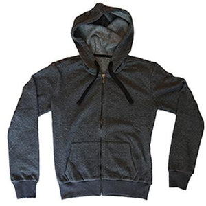 The Perfect Zip-Up Hoodie