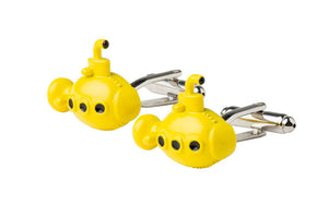 Submarine Cufflinks