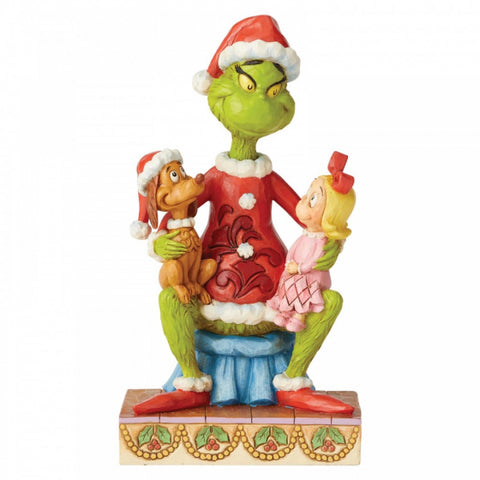 Grinch w/Cindy and Max PRE ORDER