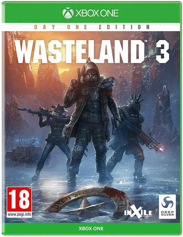Wasteland 3 Day One XBOX Game