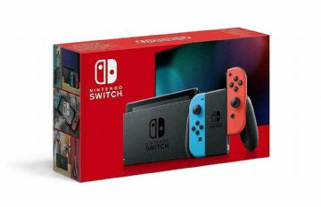Nintendo Switch 1.1 Neon Red / Neon Blue Console