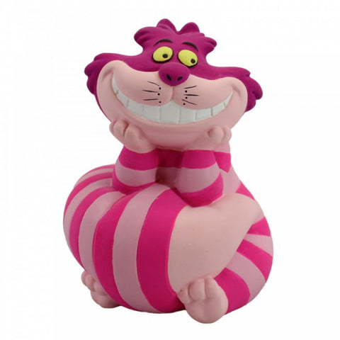 Cheshire Cat Leaning On His Tail Mini Figurine PRE ORDER
