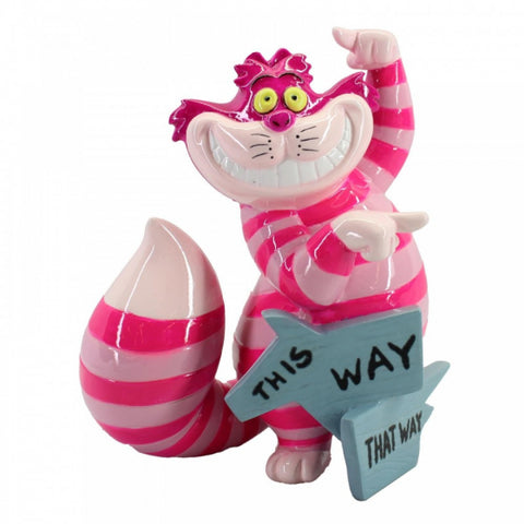 This Way, That Way Cheshire Cat Figurine PRE ORDER