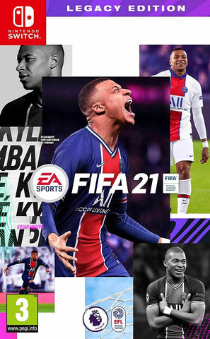 Nintendo Switch FIFA 21 Game