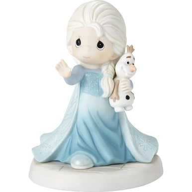Disney Showcase There's Snow One Like You Elsa Figurine PRE ORDER