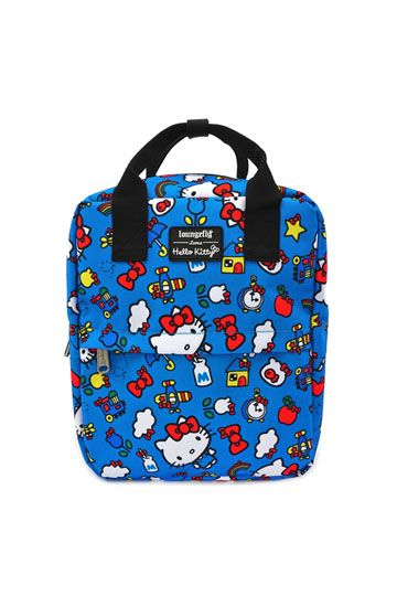 Hello Kitty by Loungefly Backpack Kitty & Rainbow Pattern