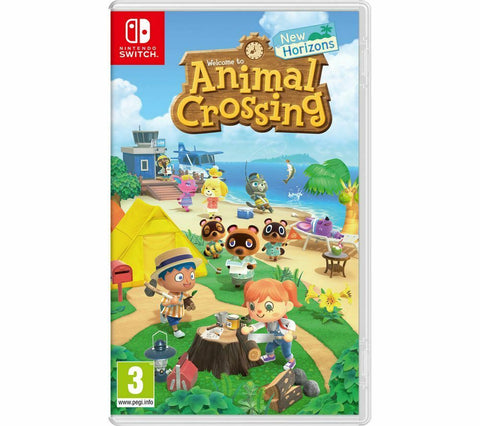 Animal Crossings Nintendo Switch Game