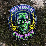 Big Vegan Energy - Sticker
